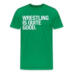 Adults CIWW - Good Shirt - Men's Premium T-Shirt