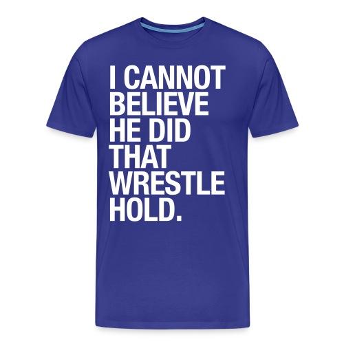 Adults CIWW - Unbelievable Shirt - Men's Premium T-Shirt