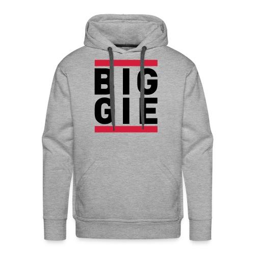 Pullover, Biggie - Männer Premium Hoodie