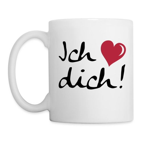 I Love You Tasse - Tasse