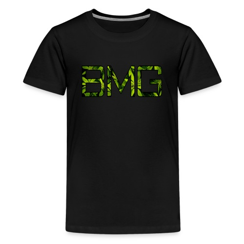 BMG - Small - Teenage Premium T-Shirt