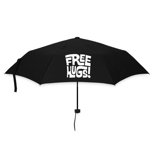 Abra Cadabra- Abrazos gratis - Paraguas plegable