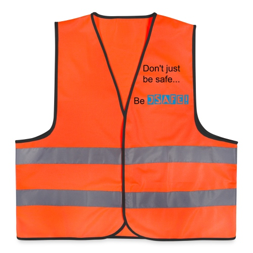 Jsafe Designer Safety Jacket - Reflective Vest