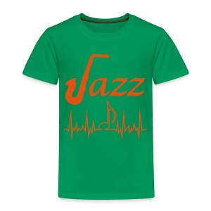 Kids' Premium T-Shirt Jazz Music Themed - Kids' Premium T-Shirt