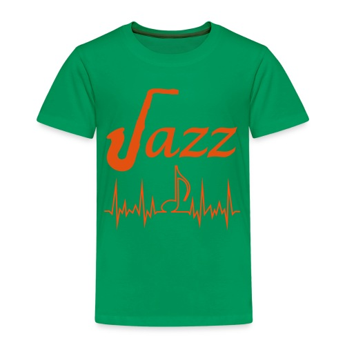 Kids' Premium T-Shirt Jazz Music Themed - Kids' Premium T-Shirt