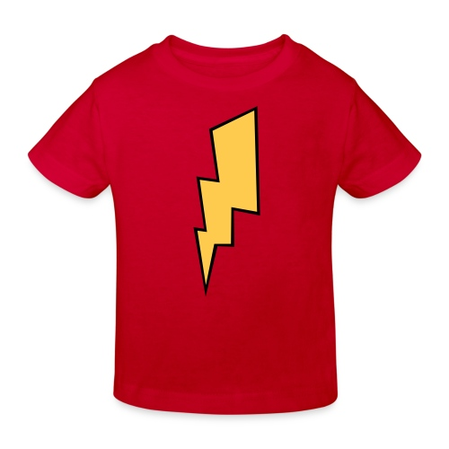 MLT Flash Kids - Camiseta ecológica niño