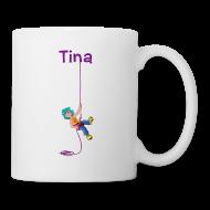 Tazas y accesorios ~ Taza ~ TINA RAPELANDO (cast)