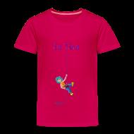 Camisetas ~ Camiseta premium niño ~ LA TINA RAPELANT (cat)