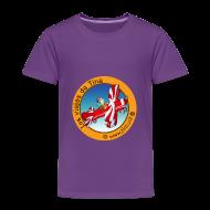 Camisetas ~ Camiseta premium niño ~ LOGO TINA (Cast)