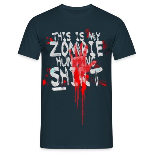 Zombie Shirt - Männer T-Shirt
