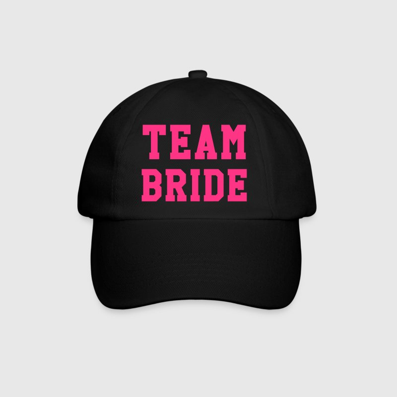 Team Bride - Wedding Petten & Mutsen - Baseballcap