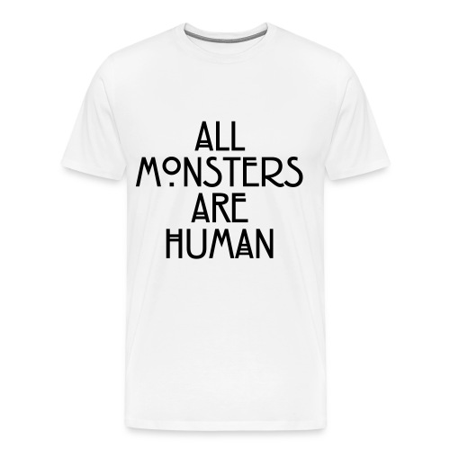 T-Shirt human - Maglietta Premium da uomo