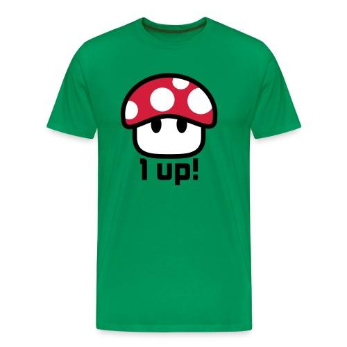 T-Shirt 1up - Maglietta Premium da uomo