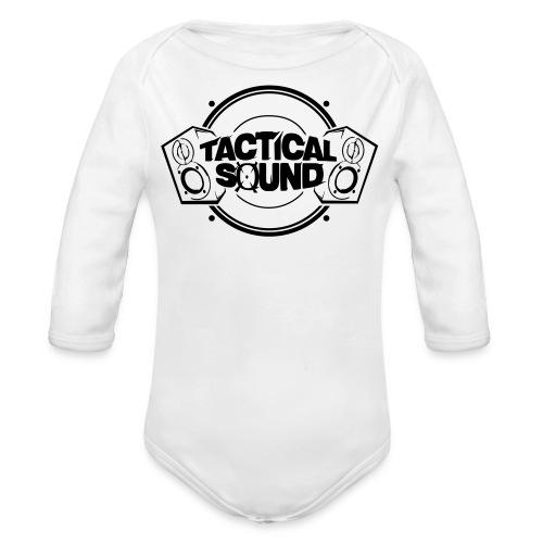 Barn - Body - Ekologisk långärmad babybody
