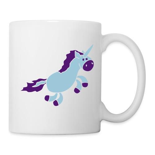 unicorn mug - Tasse