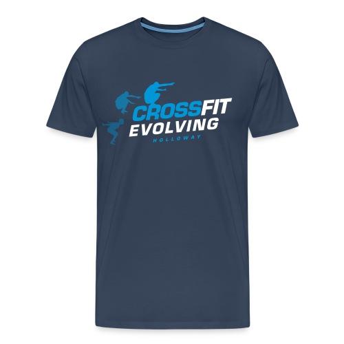 Holloway T-Shirt Men (navy) - Men's Premium T-Shirt