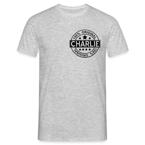 Tee Shirt Symbole  - T-shirt Homme