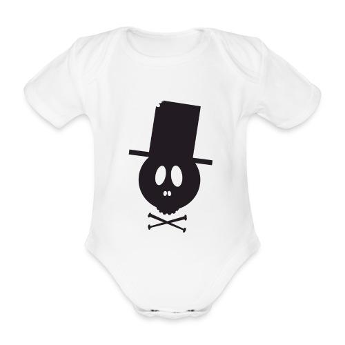 Bonehead Kids - Baby Bio-Kurzarm-Body