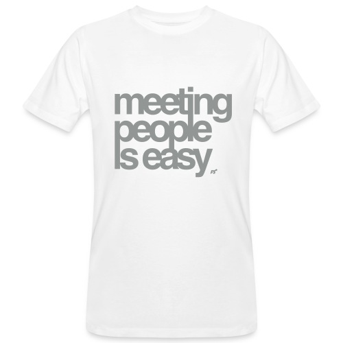 meetingpeopleiseasy © forbiddenshirts.de