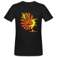 T-Shirts ~ Männer Bio-T-Shirt ~ Hack Ninja! – Organic