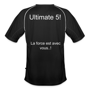 Ultimate5! - The T-shirt. - Maillot de football Homme