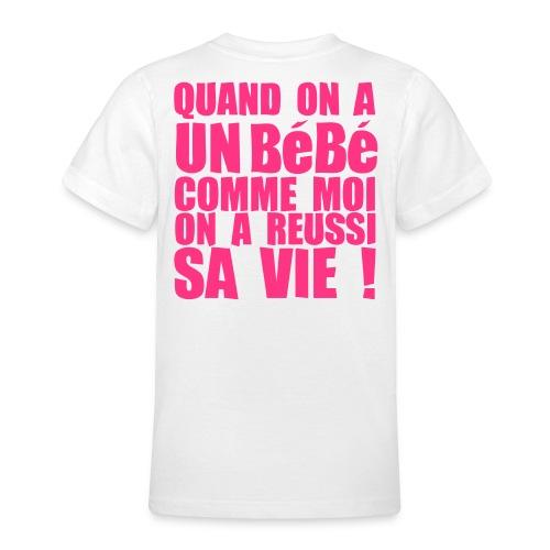 Vêtement pour enfant - T-shirt Ado