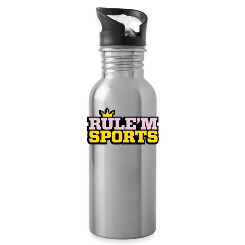 Water Bottle - Limited Edition RULE'M SPORTS Water Bottle.