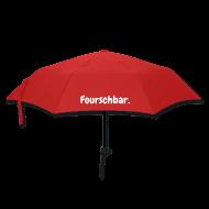 Regenschirme ~ Regenschirm (klein) ~ Fourschbar