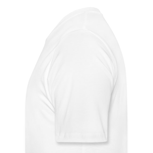 "Logo ""White"" ORGANIC Shirt"