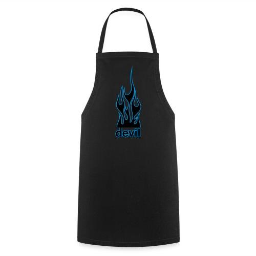 Grillschürze Devil - Kochschürze
