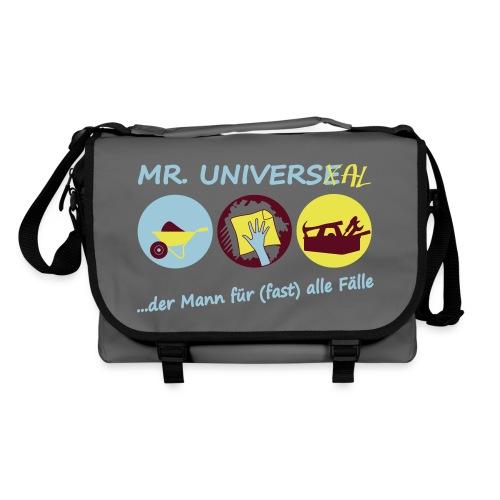 Mr. Universal - Umhängetasche