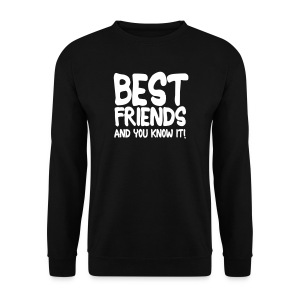 best friends and you know it ii 1c Pullover & Hoodies - Männer Pullover