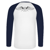 Long sleeve shirts ~ Men's Long Sleeve Baseball T-Shirt ~ Product number 100836006
