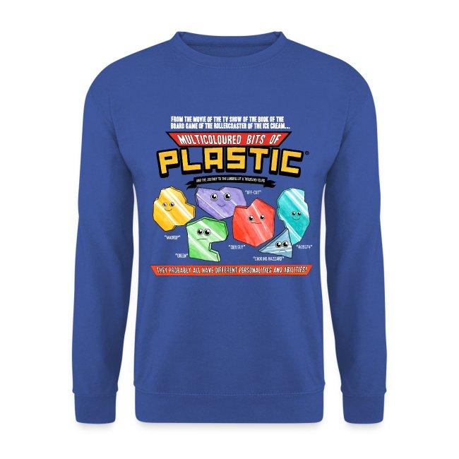 Multicoloured Bits of Plastic - Jumper