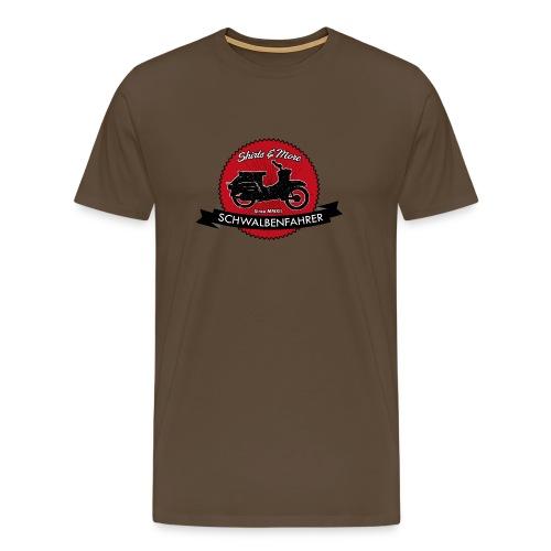 Vintage-Logo Shirt - Männer Premium T-Shirt