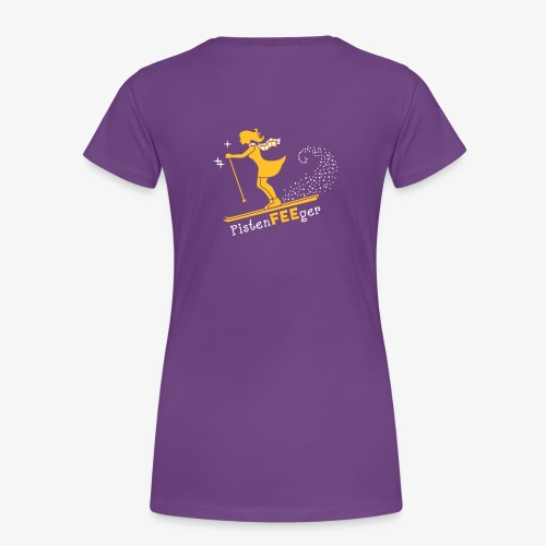 FMR Pistenfeger - Frauen Premium T-Shirt
