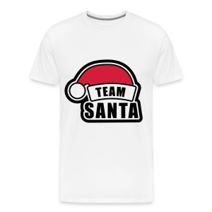 team santa - Men's Premium T-Shirt