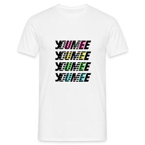Youmee kolor - Men's T-Shirt