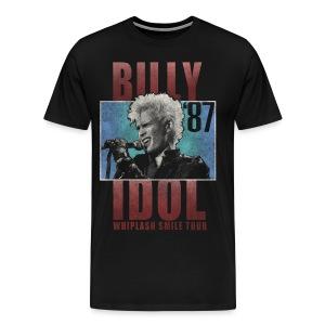 Whiplash Billy Idol - Men's Premium T-Shirt