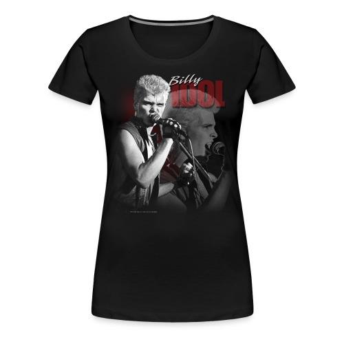 Shock to the System Billy Idol - Women's Premium T-Shirt