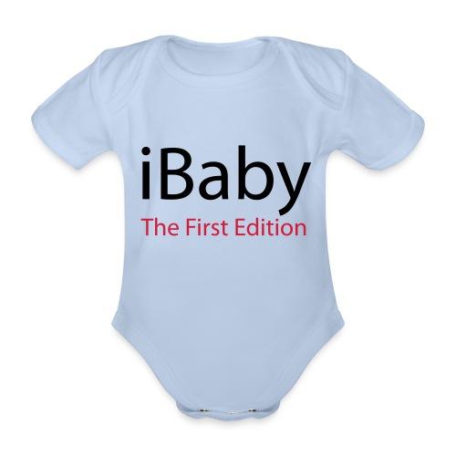iBaby - Baby Bio-Kurzarm-Body