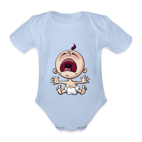 Baby Bio-Kurzarm-Body - shirts-for-less,shirts,less,for