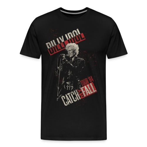 Catch My Fall Billy Idol - Men's Premium T-Shirt