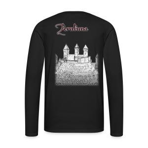 T-shirt homme Sombreval - T-shirt manches longues Premium Homme