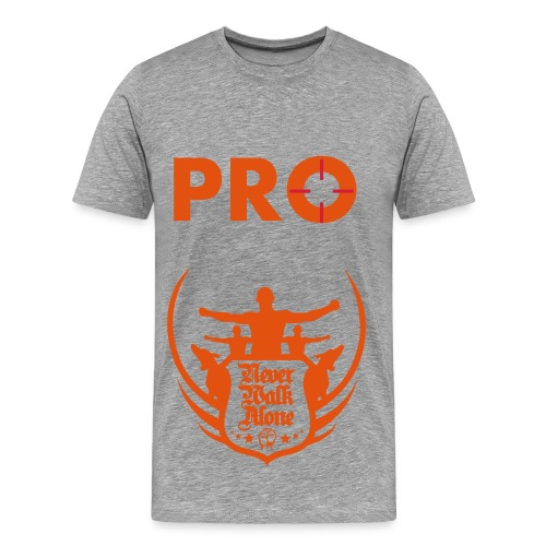 Pro T-Shirt Male - Men's Premium T-Shirt