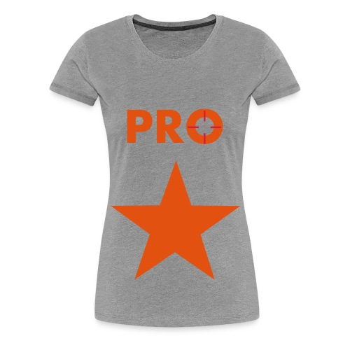 Pro T-Shirt Female - Women's Premium T-Shirt