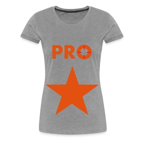 Pro T-Shirt Female - Women's Premium T-Shirt