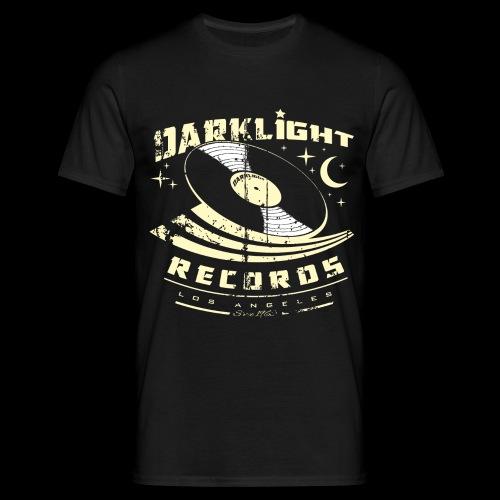 Darklight Records - Männer T-Shirt