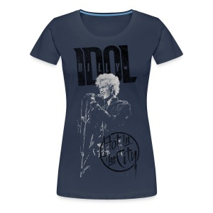 Hot In The City - Women's Premium T-Shirt