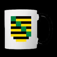 Tassen & Zubehör ~ Tasse zweifarbig ~ Sachsen... (Mug)